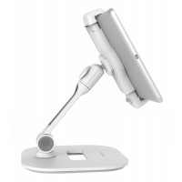 Tablet & SmartPhone stand-204D(White)