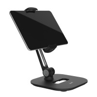 Tablet & SmartPhone stand-204D(Black)